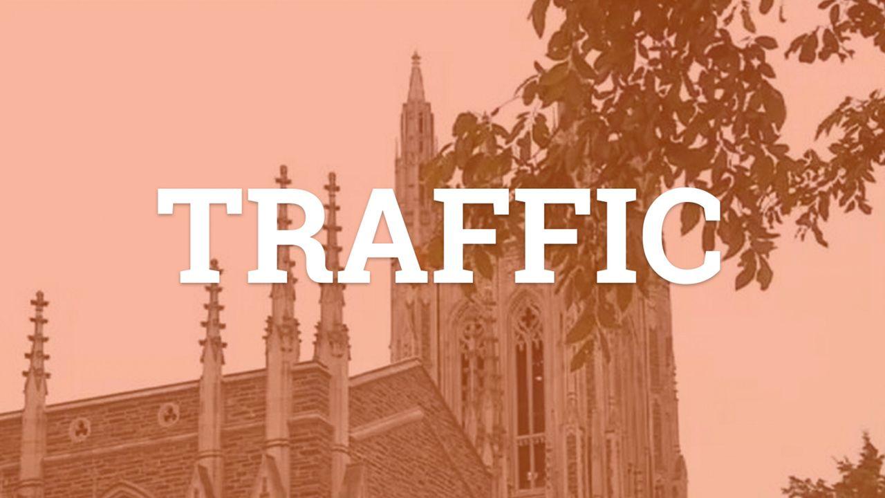 Heavy Traffic Expected Around UNC and Duke Saturday
