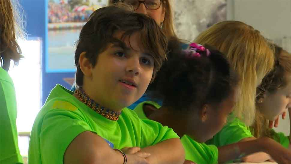 """""""Camp Kangaroo"""" at CMA Helps Children With Grief"""