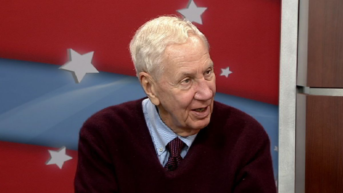 Former congressman Lou Frey was a longtime political analyst for Spectrum News 13. (File)