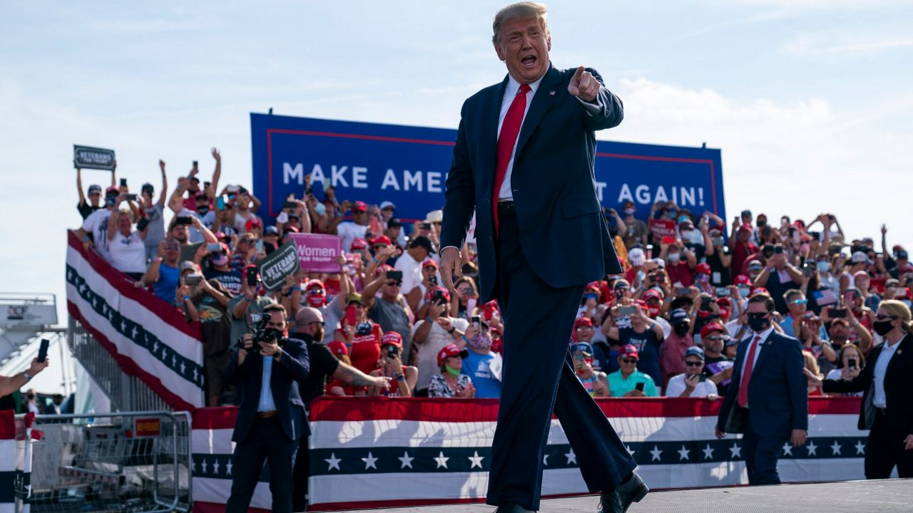 President Trump to Hold MAGA Rally in Gastonia on Wednesday