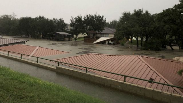 People Told To Seek Higher Ground As Llano River Rising