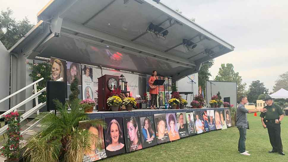 11th Annual NOPE Vigil Honors Lives Lost to Drugs, Alcohol Addiction