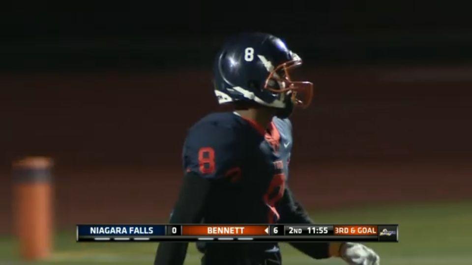 Week 7 High School Football Highlights/Scores: Bennett Shutout Niagara Falls 22-0