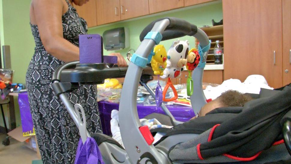 Dell Children's Hospital Patients Receive Halloween Costume