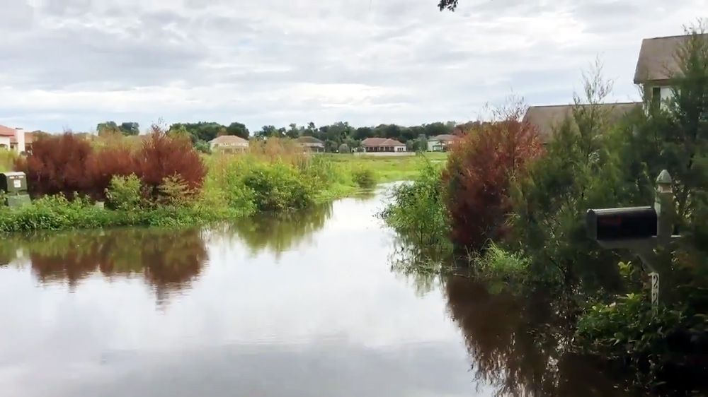 Nestor Adds to Flooding Issues in Gotha