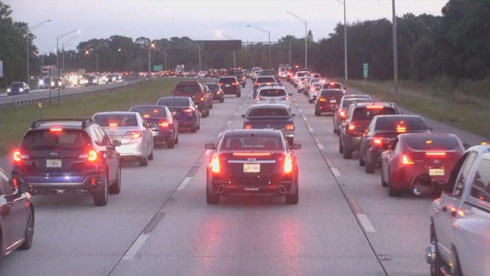 I-275 traffic