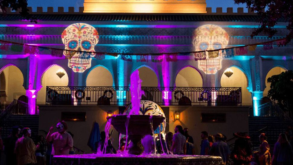 Busch Gardens Tampa Adding Day of the Dead Festivities