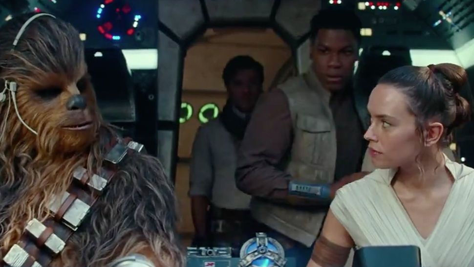 Watch Rise Of Skywalker Outpaces Avengers Endgame Presales