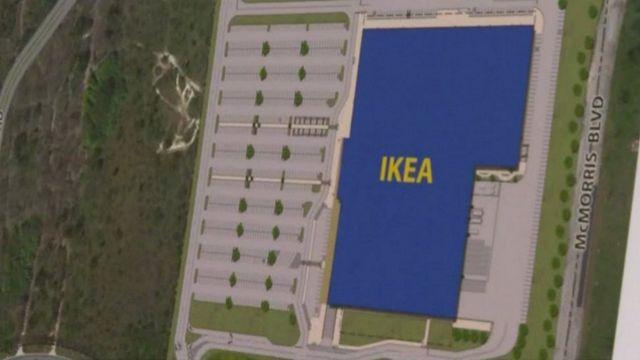 Ikea Live Oak On Schedule For 2018 Opening
