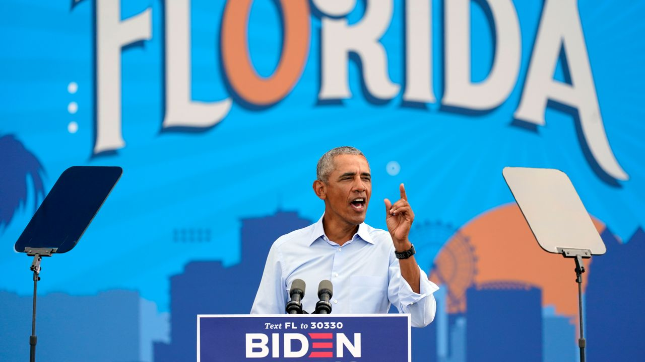 Obama Takes a Page From Trump, Goes on the Attack for Biden