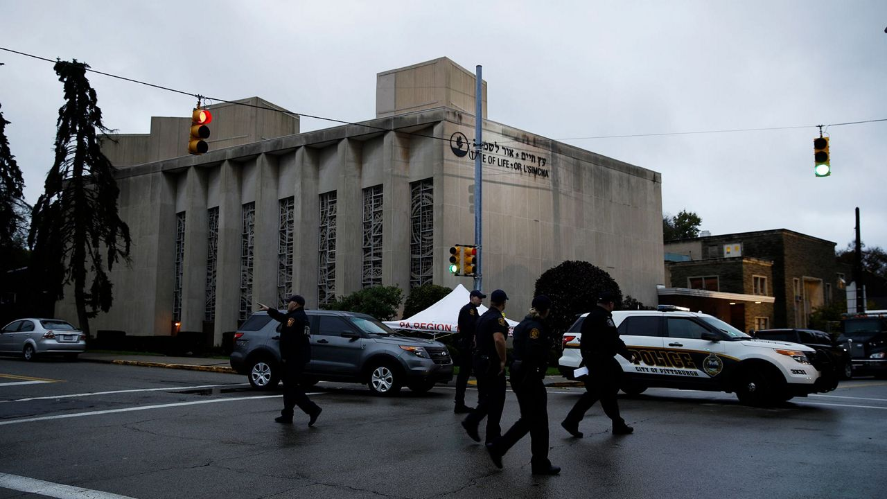 New Yorkers Condemn Pittsburgh Synagogue Shooting