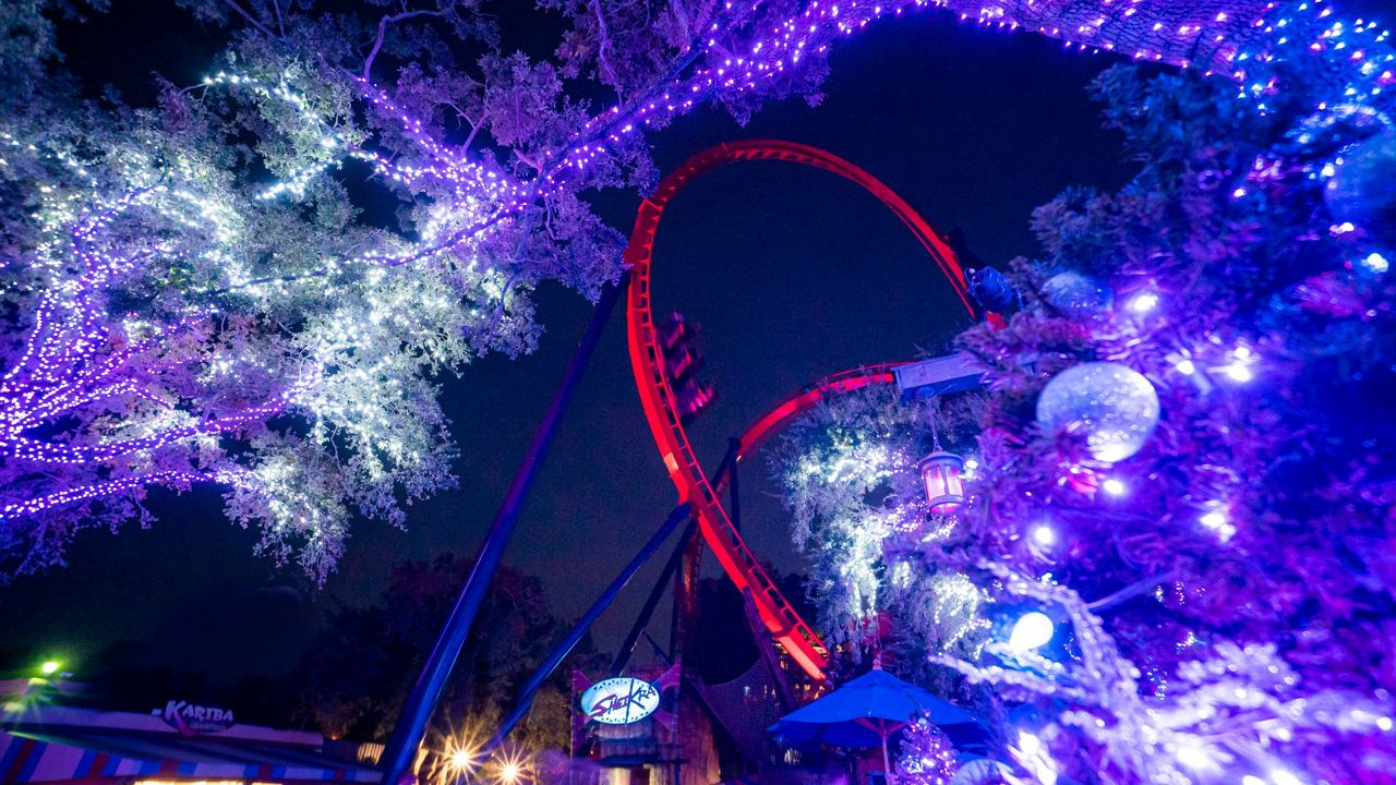 Christmas In September Tampa 2020 Busch Gardens to Hold Modified Version of Christmas Town