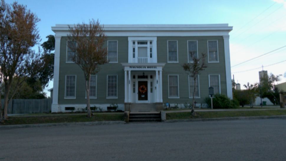 Magnolia Hotel One of the Most Haunted Places in Texas