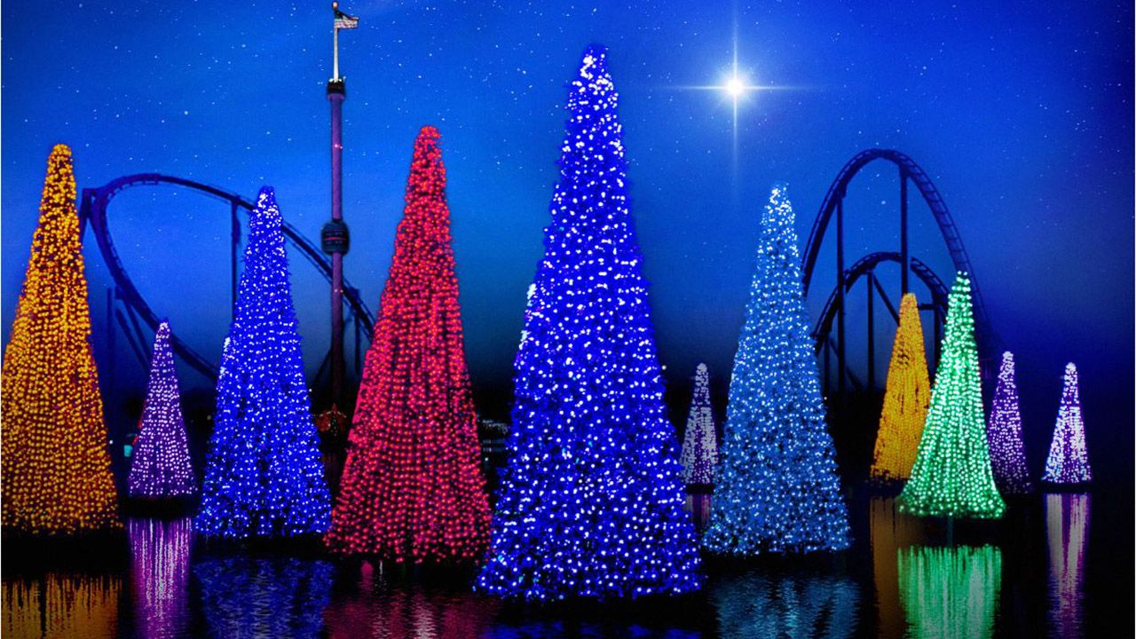 Seaworld Christmas Celebration Orlando Dates 2020 SeaWorld Sets Dates for Christmas Celebration