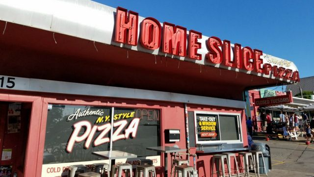 Austin Pizzeria Lands in Top 10 on Nationwide List