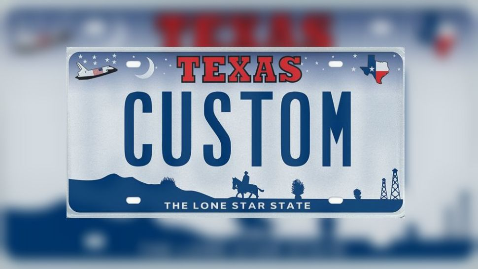 My Plates Texas >> My Plates Revives Popular Texas License Plate