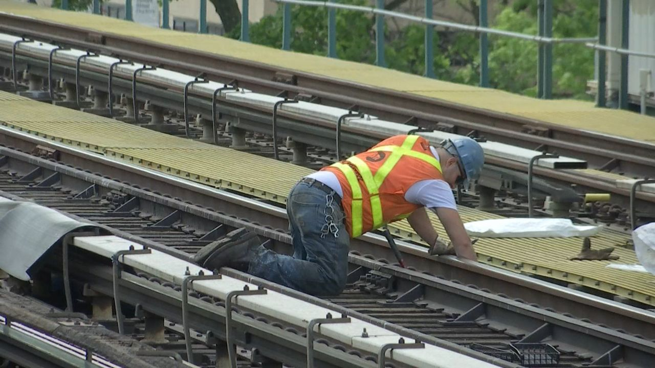 Track Supervisor Survives Contact with Third Rail
