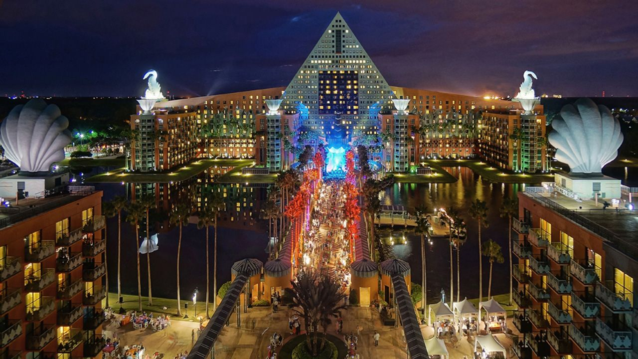 Walt Disney Dolphin Resort Orlando