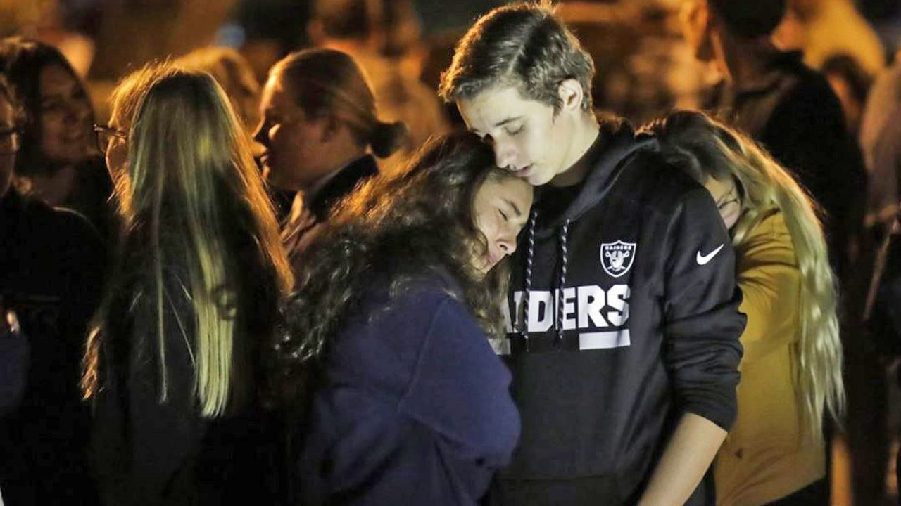 Authorities Searching For Answers Following Deadly SoCal School Shooting