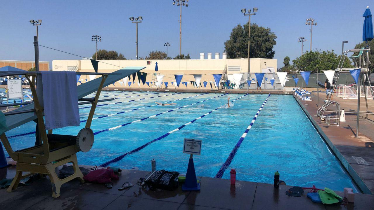 LA Current Making a Splash in International Swim League