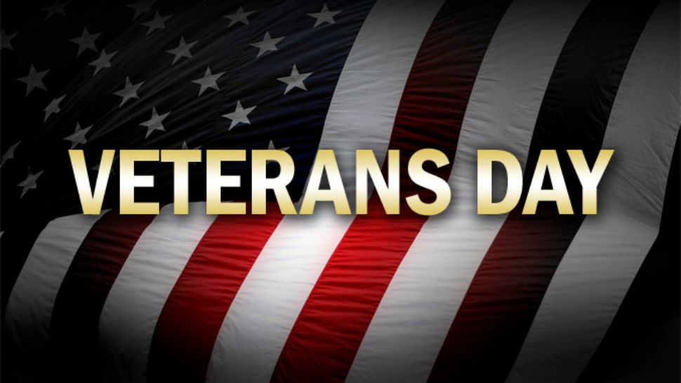 Veterans Day Free Events