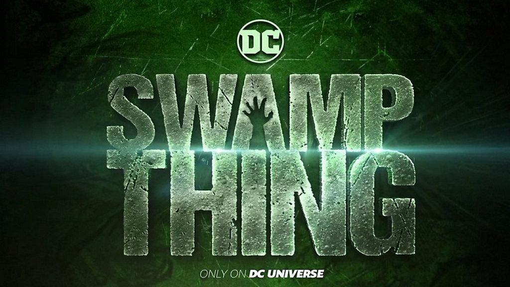 Resultado de imagem para swamp thing serie