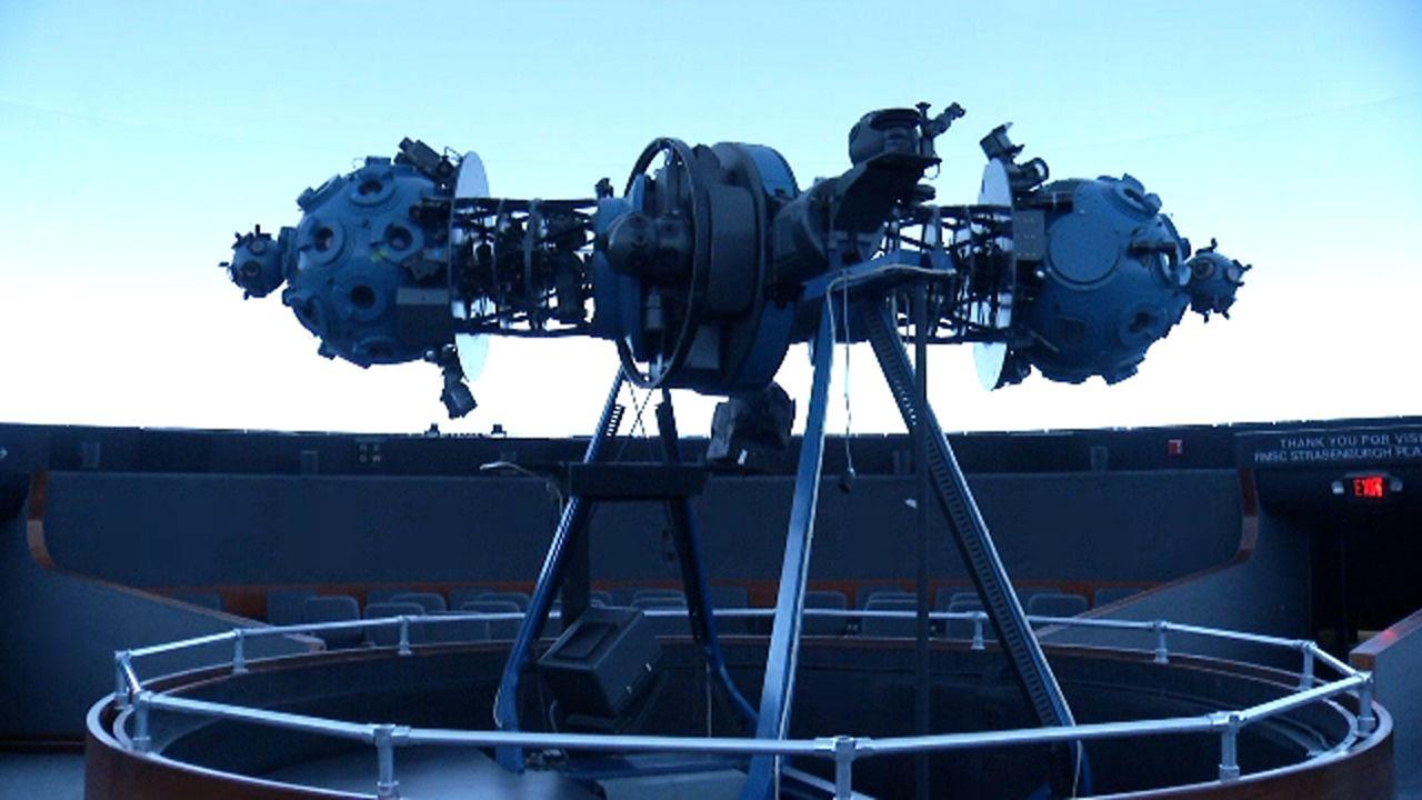 Strasenburgh Planetarium Completes Largest Renovation Ever