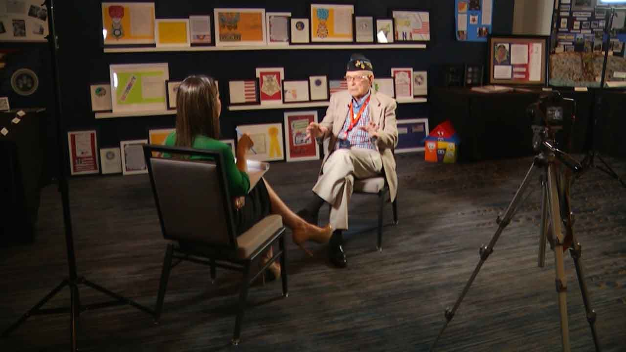 Veterans Day: Medal of Honor Recipient, Iwo Jima Survivor Shares His Story