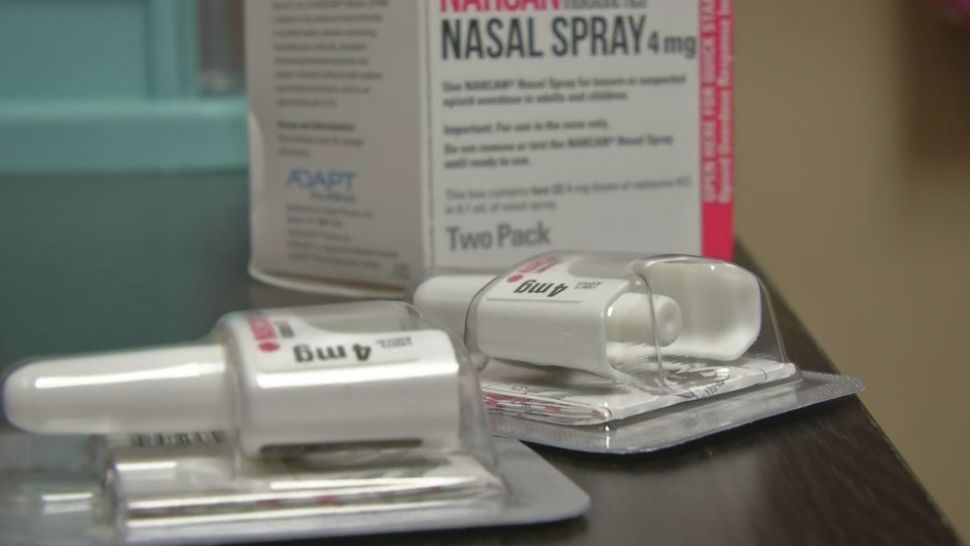 Texas Leads Way in Online Narcan Sales, Other States Following Suit