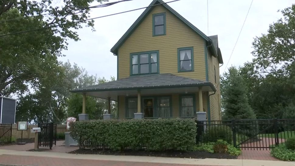 Christmas Story House Expands in Cleveland