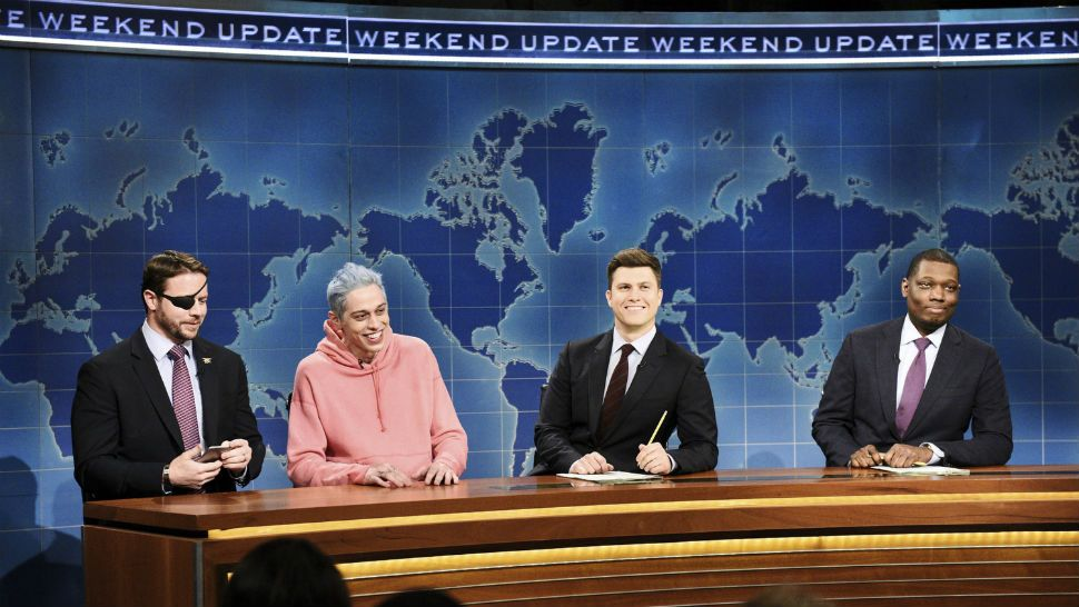 Snl S Pete Davidson Says Sorry To Wounded Vet He Mocked