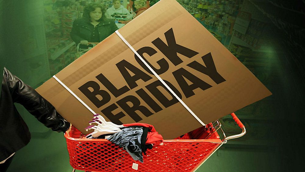 Black Friday Deals And Thrills