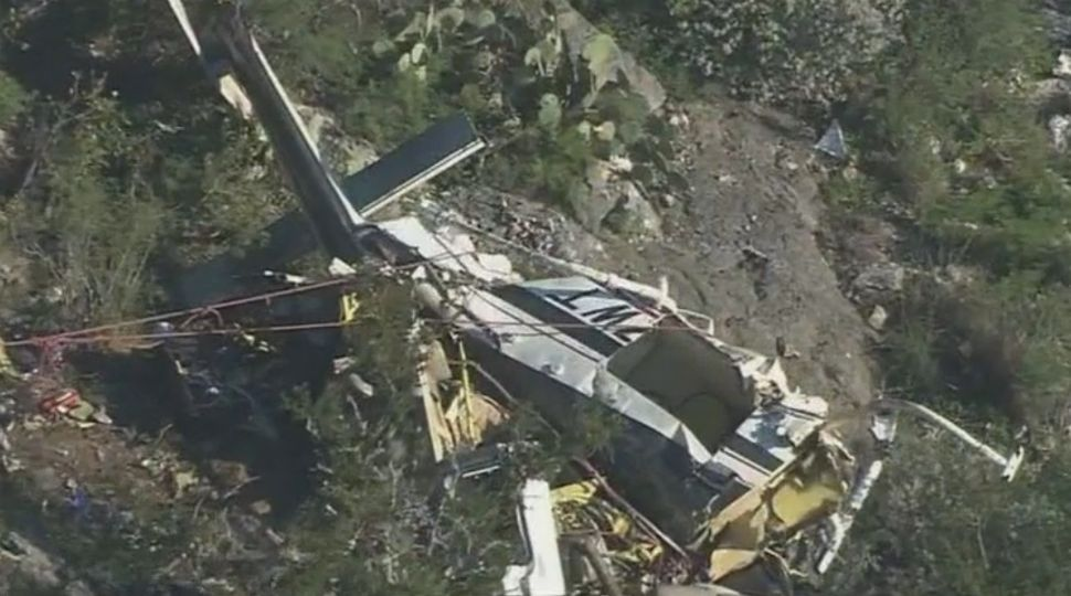 Ntsb Releases Report On Uvalde Helicopter Crash