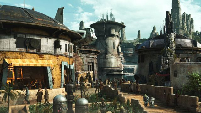 Disney Reveals Names of Star Wars: Galaxy's Edge Attractions66
