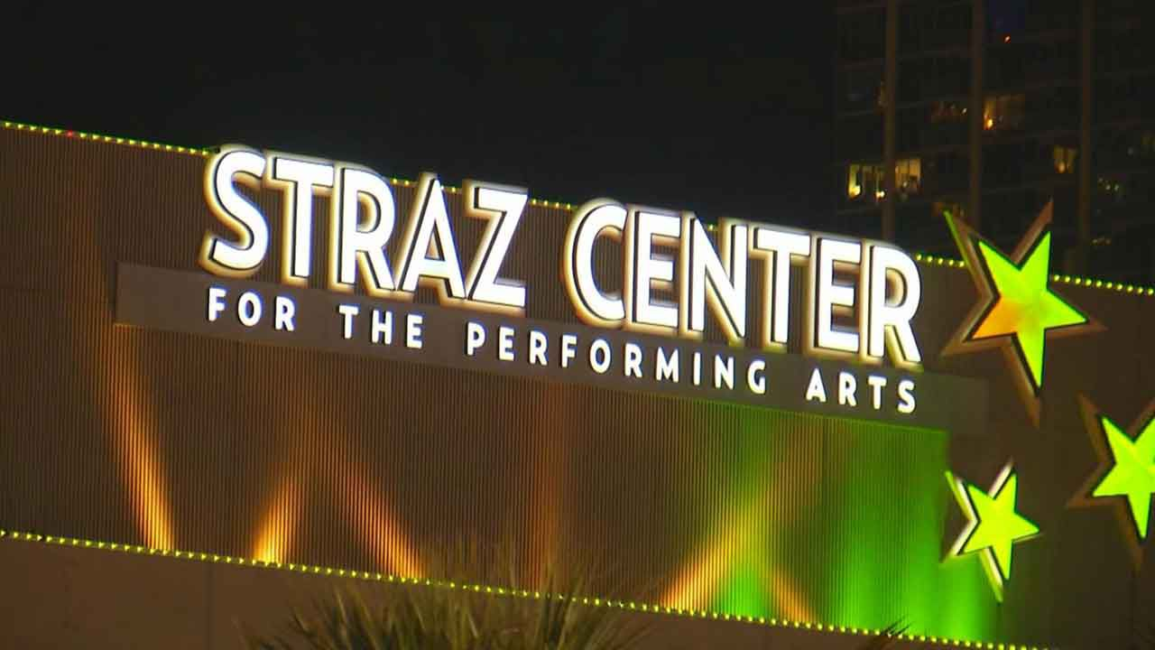 Tampa Remembers David Straz, Jr.: