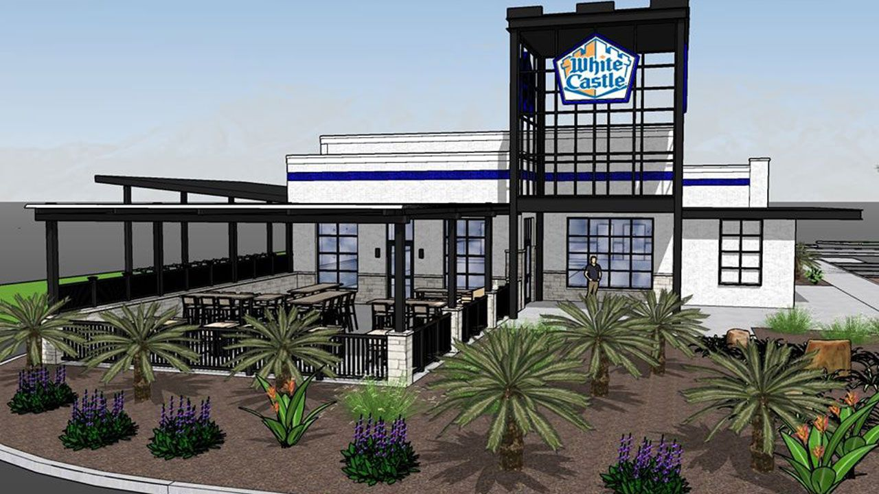 White Castle Coming To Orlando With Biggest Restaurant