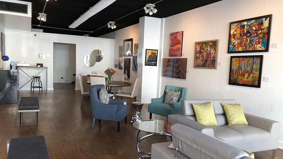 New Lakeland Fine Arts Gallery Features Regional Artists
