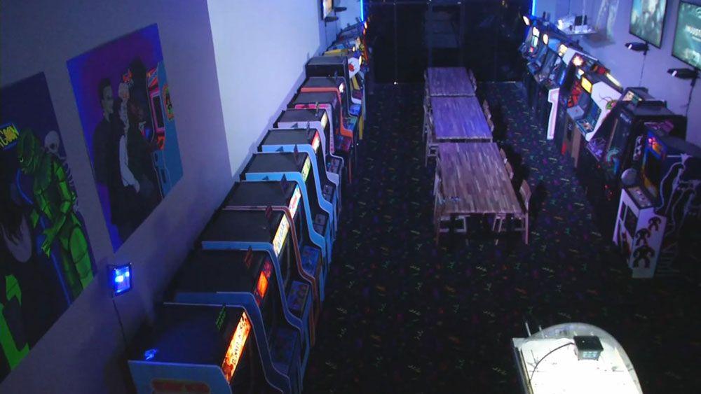 Old School Arcade Monsters Opening In Oviedo