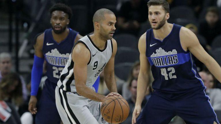 Parker Returns, Spurs Win