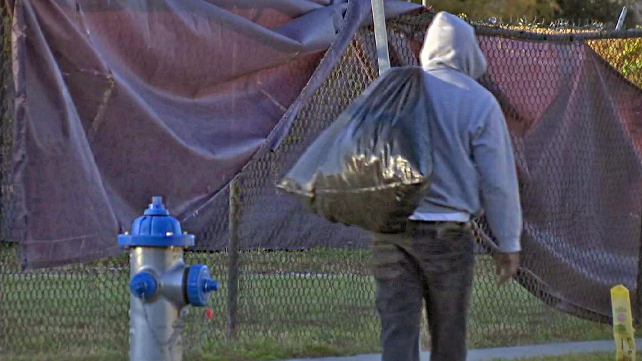 Cold Weather Impacts Central Florida Homeless