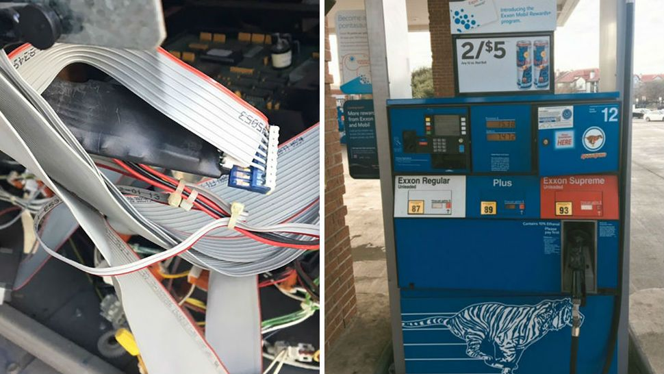 How To Avoid Card Skimmers At Texas Gas Pumps