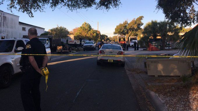 St Pete Roofing Company Employee Shot Killed
