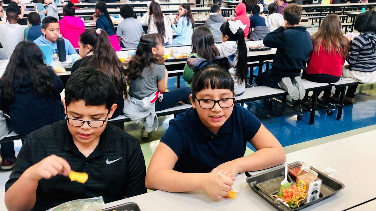Manor ISD Launches New Program to Address School Lunch Debt