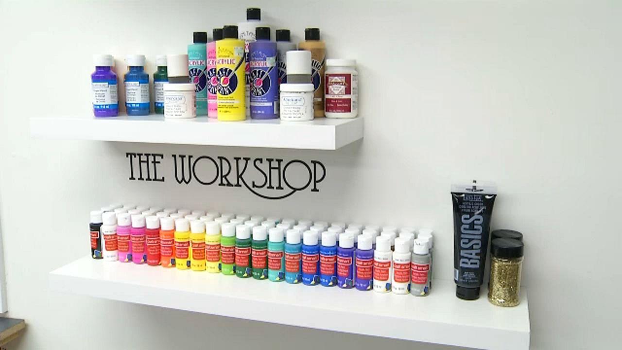 New Do It Yourself Art Studio Opens In Greece