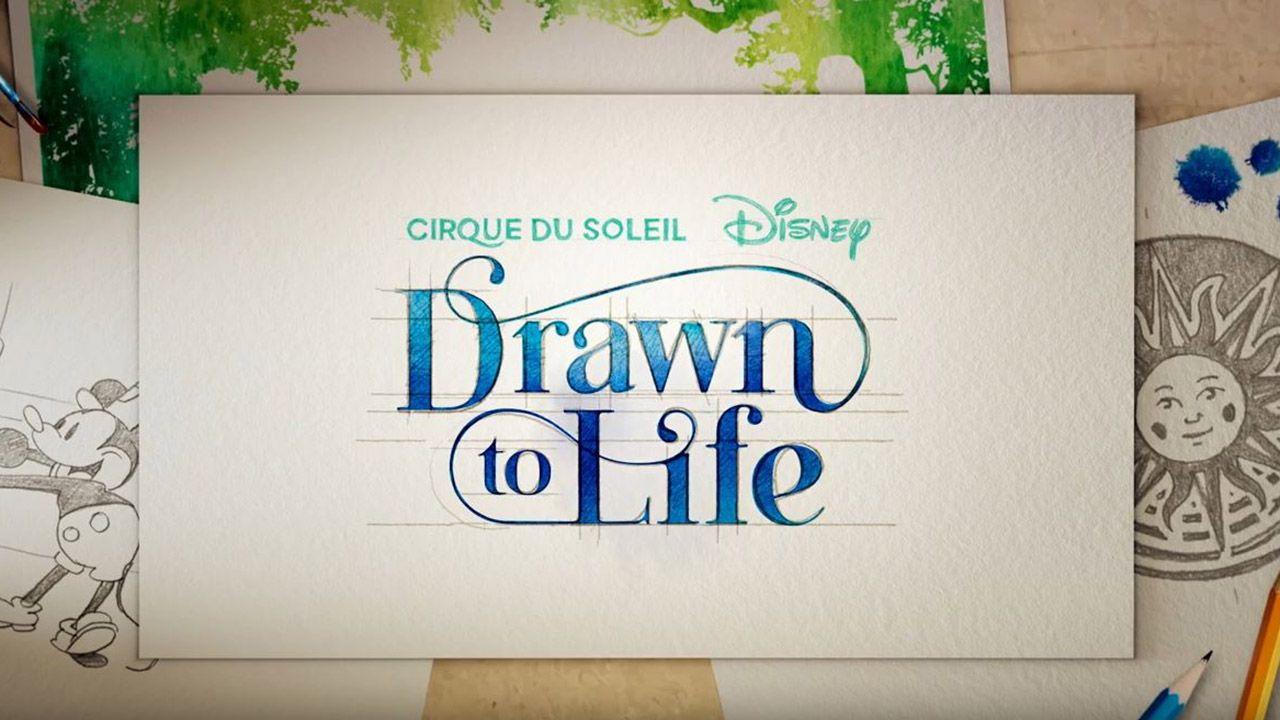 Disney's New Cirque du Soleil Show Gets a Name