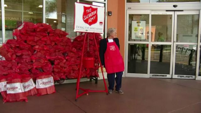 Salvation Army Dealing With Donation Drop, Lack of Volunteers