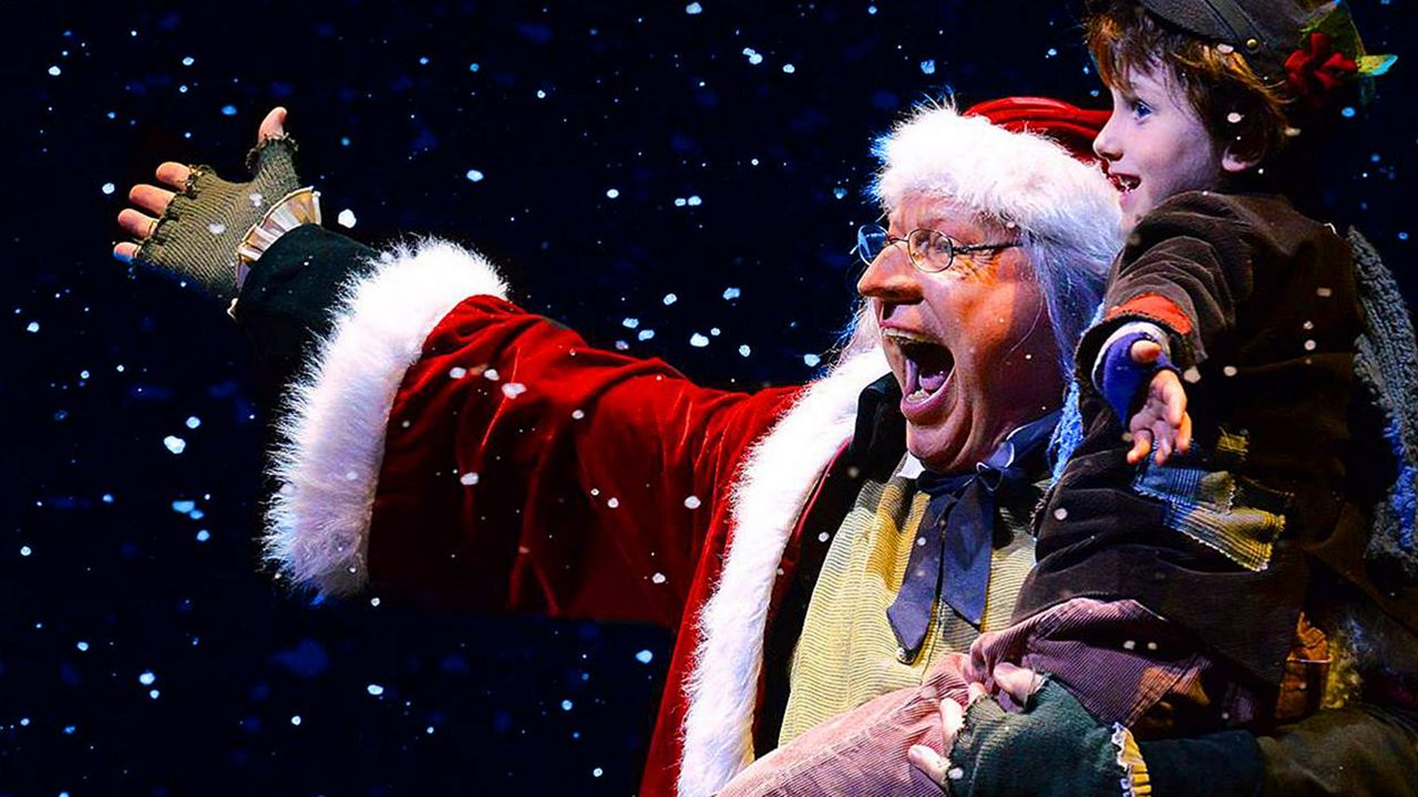 A Christmas Carol Tampa 2021 Ira Wood On How A Christmas Carol Bridges Partisan Divide