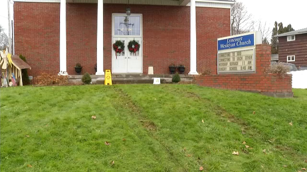 lyncourt church crash