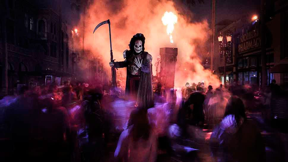 Florida Halloween Horror Nights 2020 Universal Orlando Says No Halloween Horror Nights in 2020