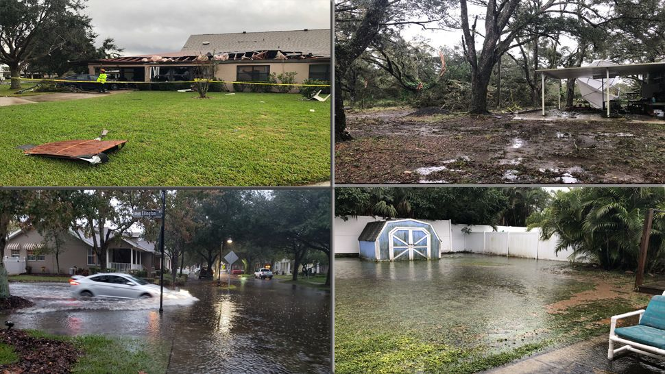 Weather: Storm Damage Across Parts of Bay Area